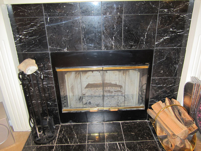 Insulated Fireplace Door Covers Fireplaces