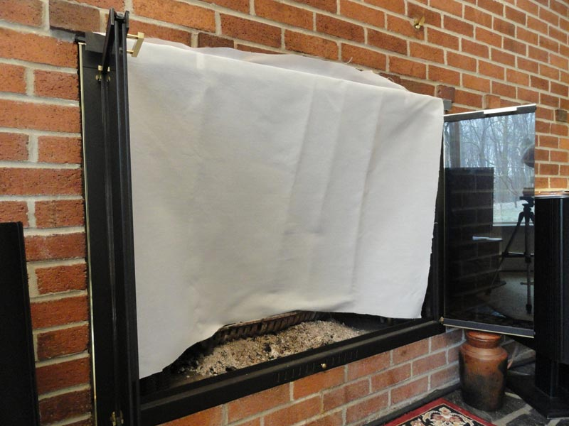 Fireplace Covers By Beverly Insulated Decorative Magnetic Fireplace Covers Fireplace Fashion