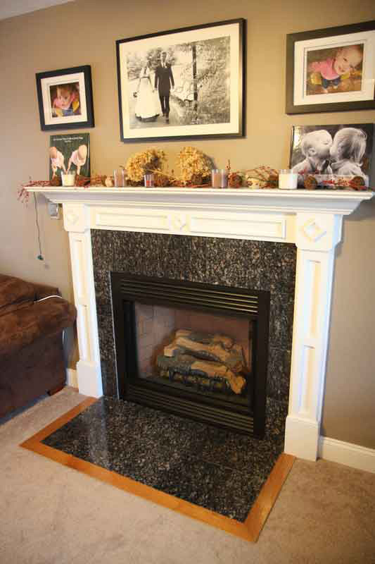 Fireplace Fashion Covers are insulated decorative magnetic draft stopper.