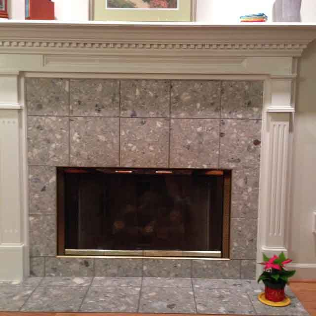 Insulated Magnetic Decorative Fireplace Cover - Fireplace Fashion