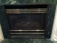 Magnetic Fireplace