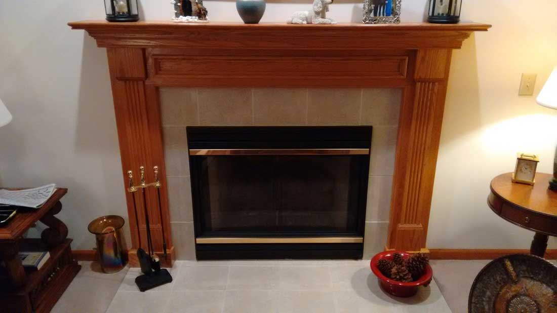 Fireplace Design fireplace draft stopper : Fireplace Fashion Fireplace Cover - Insulated Decorative Magnetic ...