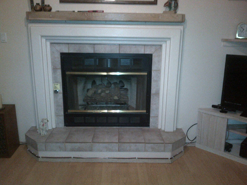 Wood Glass Fireplace Doors : Fireplace draft stopper for wood fireplaces insulated