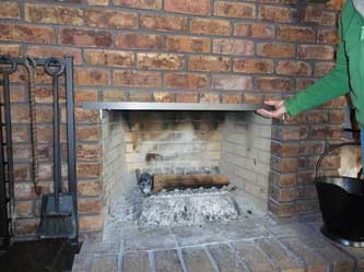 We Have An Easy Solution For Your Fireplace