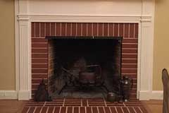 NO TOOLS OR MODIFICATION TO YOUR FIREPLACE NECESSARY