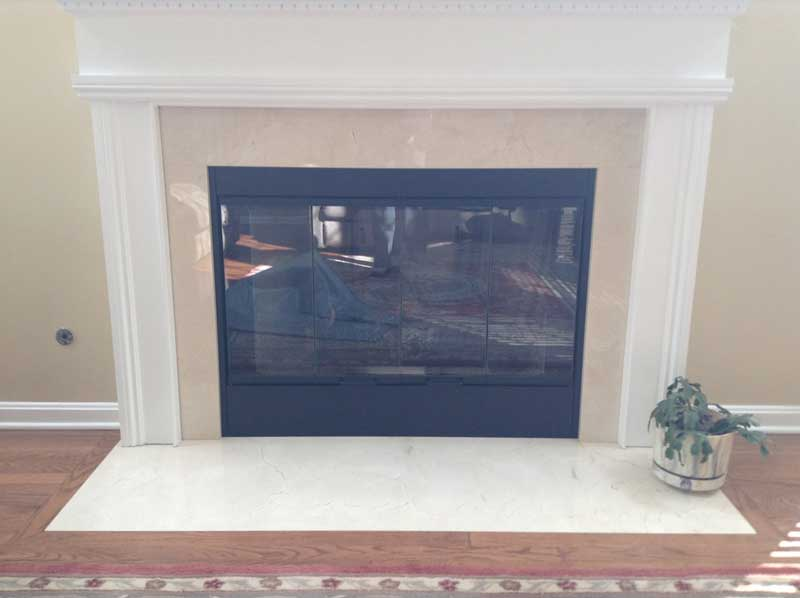 Do You Have A Gas Burning Fireplace?