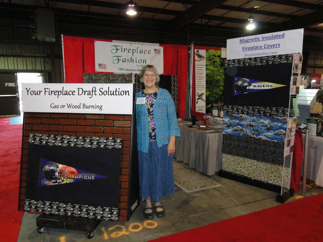 About fireplace fashion insulated decorative magnetic Md home and garden show