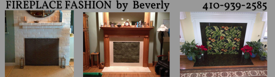 Order your insulated magnetic Fireplace Fashion cover