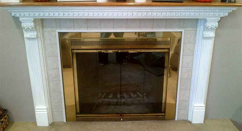 make wood s out cover faux to trgn insulated a stacked decorativ tutorial magnetic screen how on astonishing design fireplace diy check log