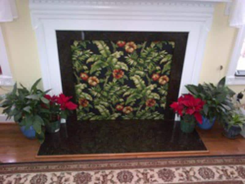 Fireplace Fashion Covers